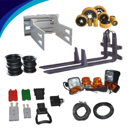 Attachment & Spare parts